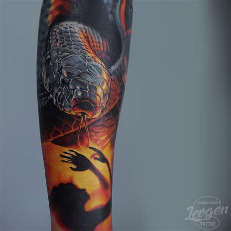 3D Arm Snake tattoo | Best Tattoo Ideas Gallery