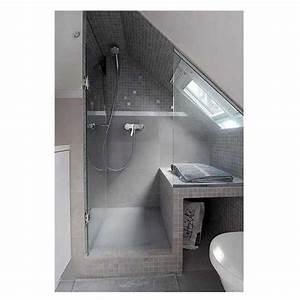 petite salle de bain sous comble With plan salle de bain sous comble
