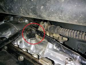 Replacing The Transmission Input Sensor  U2013 Step By Step