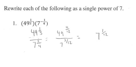radical expressions and rational exponents worksheet 2