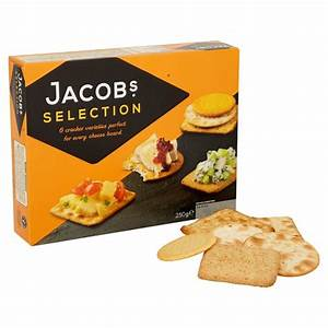 Jacobs Biscuits For Cheese 250G - Groceries - Tesco Groceries