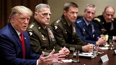 Trump Military President Donald Presidential Syria Army