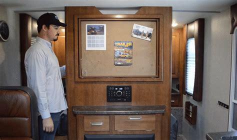 kitchen bath cabinets lance 2295 travel trailer standard exterior kitchen and 6728