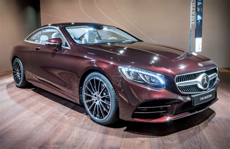 Mercedes S Class Coupe 2019 by 2019 S Class Coupe Special Model O Mercedes Of
