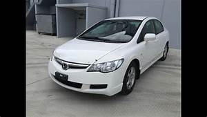 Sold  2006 Honda Civic White For Sale Review