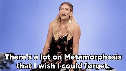 Hilary Duff Lizzie She Mcguire Self Revealed