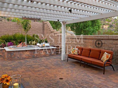Backyard Patio Images by Pergolas Covered Outdoor Pergolas For Backyard Shade