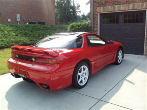 how to learn about cars 1993 mitsubishi gto on board diagnostic system buy used 1993 mitsubishi 3000gt vr 4 coupe 2 door 3 0l in lithonia georgia united states for