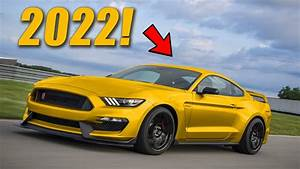 Next Gen Ford Mustang Arriving Early! - YouTube