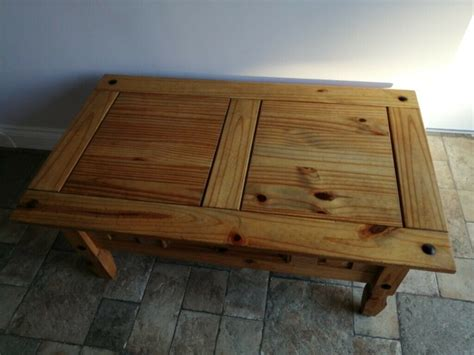 Programa provides a wide variety of different styles that varies in design, color, and look so that you can choose. Mexican Pine Coffee Table   in Dromore, County Down   Gumtree