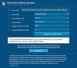 Call Center Staffing Calculator Guide