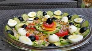salade aux fruits et l 233 gumes du potager toc cuisine fr