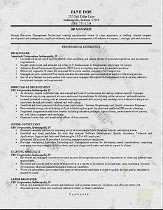 sample resume resume examples for internal job posting