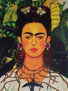 Frida Kahlo Kunstwerk : 26 besten frida kahlo bilder auf pinterest feenkuchen diego rivera und selbstportr ts ~ Markanthonyermac.com Haus und Dekorationen