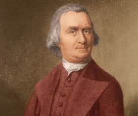 samuel adams essays Samuel adams is truly a figure one can look at and see how a man who disregards money, but seeks the welfare and common good.