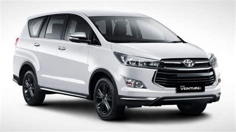 Toyota Venturer Modification by Toyota Innova Venturer Sentuh Rp 445 Jutaan Dapat Apa Saja