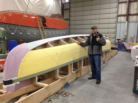 Boat Building Foam Sandwich Construction by The Build Jacob Adoram