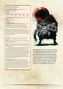 Pin On Dungeons And Dragons Homebrew Monsters
