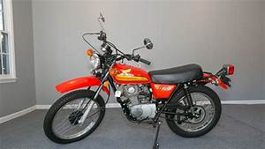 Honda Xl 125 : 1978 honda xl125 enduro f51 chicago motorcycles 2016 ~ Medecine-chirurgie-esthetiques.com Avis de Voitures