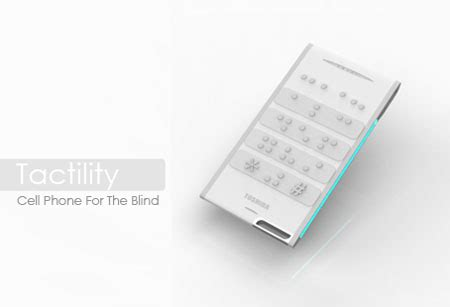 cell phone for blind tactility mobile phone is especially designed for blind