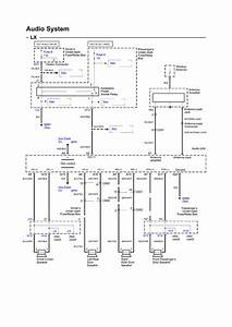 Wiring Diagram For Honda Element Stereo