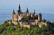 stuttgart germany   Hohenzollern Castle, in Stuttgart ...