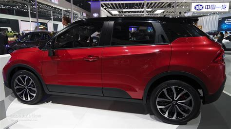 Brilliance V3 Suv Makes A Shy Debut At The Shanghai Auto