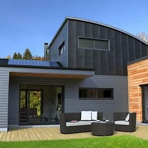 Bardage bois meilleurs choix pose entretien de cet for Couleur qui va avec le gris clair 15 facade en bardage bois pour maison individuelle travaux