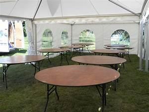 Table Ronde 8 Personnes : location table ronde et rectangulaire rhonealp 39 abris ~ Teatrodelosmanantiales.com Idées de Décoration