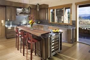 18, Amazing, Kitchen, Bar, Design, Ideas