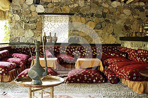 cuisine turc traditionnel intérieur de restaurant turc traditionnel photographie