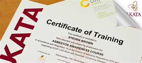 asbestos training courses citrus training