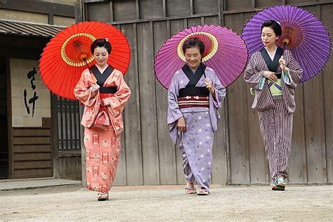 ethnic groups  nationalities  japan worldatlascom