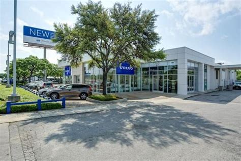 Volvo Dealer San Antonio by Volvo Of San Antonio Car Dealership In San Antonio Tx