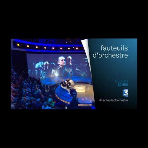 Fauteuil D Orchestre Le by Quot Fauteuils D Orchestre Quot Anne Sinclair De Retour Ce Soir