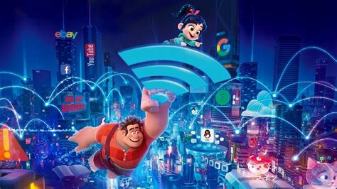Ralph Breaks the Internet Full Movies on Attacker tv