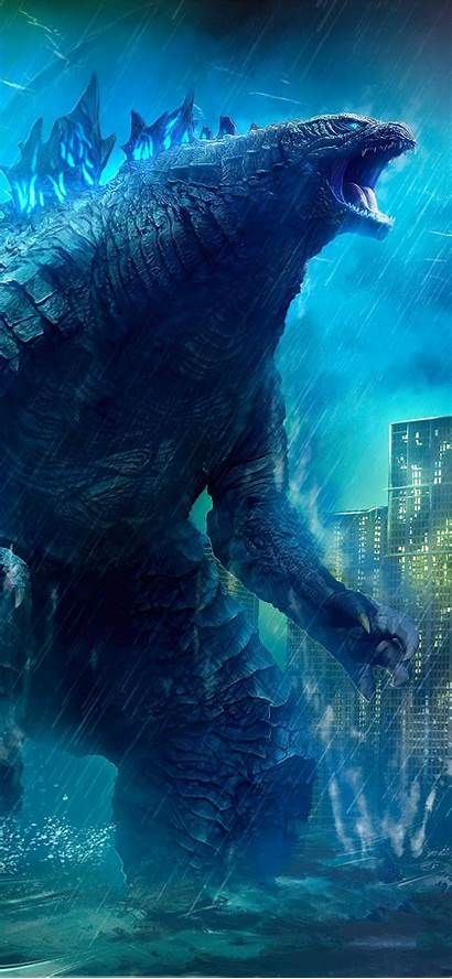Iphone Godzilla 4k Monsters King Wallpapers Movie