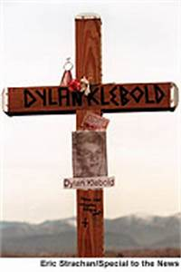 Dylan Klebold's Memorial Cross
