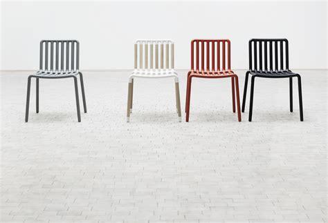 hay chaise chaise chair bois clair blanc hay
