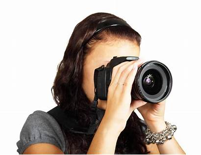 Photographer Taking Female Young Transparent Woman Pngpix