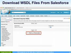 Step by step guide to get started with salesforce soap api for Download documents salesforce