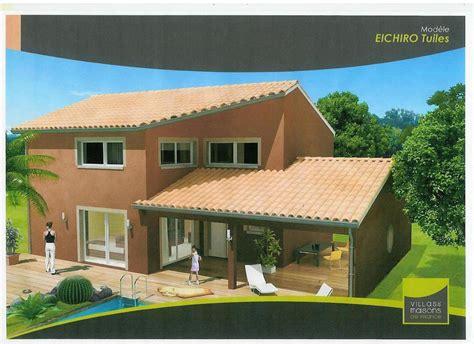 faire plan de maison 3d maison moderne