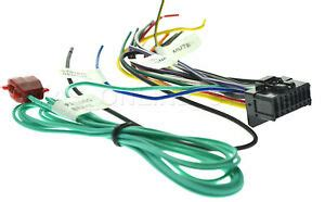 wire harness  pioneer avh pdvd avhpdvd pay