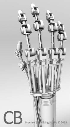 Screen-used hero T-800 Terminator endo arm and shoulder from The Terminator | Terminator arm