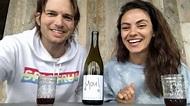 Quarantine Wine: el vino de Ashton Kutcher y Mila Kunis ...