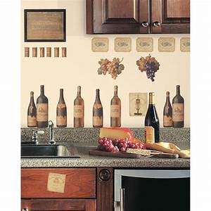 wine decoration ideaswall mounted wine racks awesome With grapes furniture and home decor