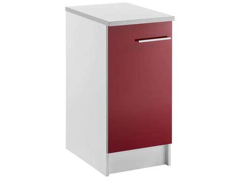 meuble cuisine 40 cm largeur meuble cuisine 45 cm largeur
