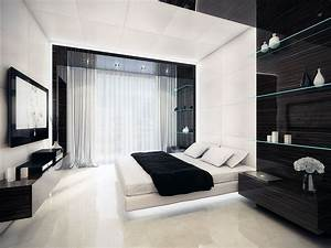 Black, And, White, Interior, Design, For, Your, Home, U2013, The, Wow, Style