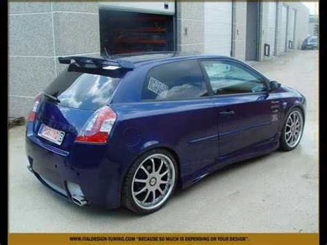 fiat stilo tuned  youtube