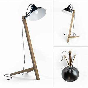 Scandinavian floor lamp free 3d model max obj fbx mtl for Floor lamp 3ds max free model